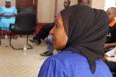 Rwandan business women speak up with P.P.D